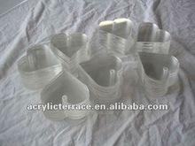 Acrylic heart craft gift M12081522