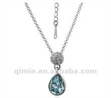 rhinestone evening necklace set costume jewelry