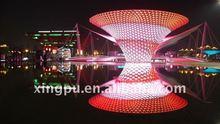 2011 Newest DMX RGB LED Digital Tube,IP65,Plastic cover,USA Chip!!!