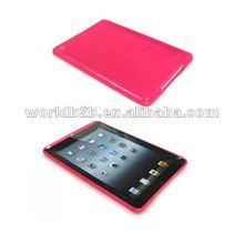 zygomorphic Arc design TPU CASE For Apple iPad mini case
