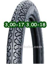 Beauty Popular 300 17 18 Street Tyre Motorcycle