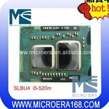 SLBU4 i5-520 BGA CPU for laptop