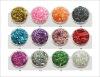 kaho art nail factory wholesale samll order nail accessories high quality beautiful glass nail files