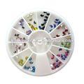 poudre cosmétique d'hydroquinone de qualité d'accessoires d'ongle d'ordre de samll de vente en gros d'usine d'ongle d'art de kaho