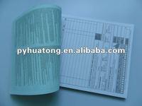 hot sale duplicate invoice notebook