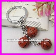 Iron Basketball Key Chain(KEYC-H009)