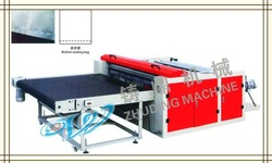 2012 Good quality!! Flying knife cutting off Shopping bag making machine,Bag making machinery