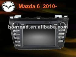 """7"""" multimedia system for 2010 mazda 6 buy car dvd"""