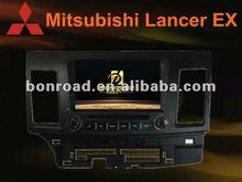 mitsubishi lancer DVD