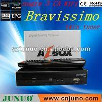 azbox bravoo receiver satellit hd
