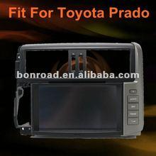 touch screen bluetooth CASKA toyota prado 2011 car multimedia