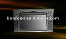 double din car dvd player for Opel Astra 09 car electronics