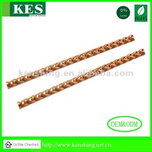 2012 Hotest Steel 3mm Modern Costume Jewelry