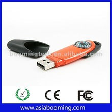 Plastic USB Flash Stick Compass