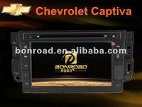 2 din bluetooth car accessories dvd for chevrolet captiva radio tuner