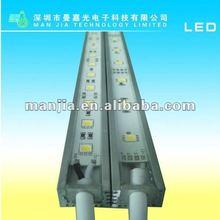2012 latest design led rigid strip light 50000 hours lifespan