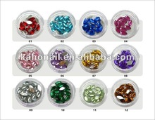 kaho art nail factory wholesale all kinds of nail art accessory high-quality picture of cosmetics product