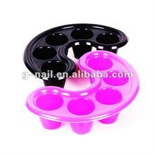www.auparisnailart.com;Hot Sell Tools; Professional Nail Art Pot Dish SO-23