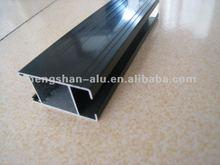 dark color aluminium window & door frame