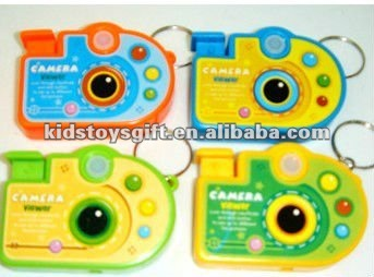 promotion plastic mini camera toy