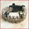 Best paracord survival bracelet supplies SPB-055