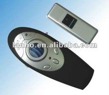 Trackball Mouse Laser Pointer Multimedia wireless presentation tool