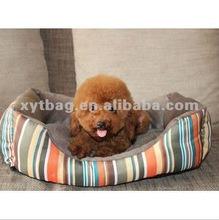 2012 latest design beatiful cute dogs pet bed