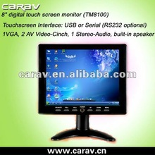8inch car computer touch sreeen monitor