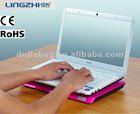 colorful laptop cooler pad