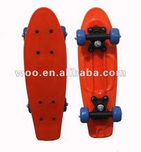 penny skateboard 2012 hot sale.penny 4 wheels penny board,4 wheels penny skateboard,4 wheels penny skateboard plastic fish board