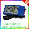12V 3000mah dry battery for ups 12v