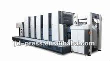 Hot sale new multicolor flatbed label offset printer JD5740-AL
