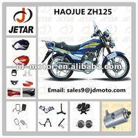 motocicleta piezas para HAOJUE ZH125