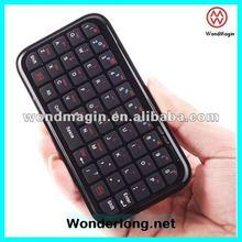 Mini Bluetooth wireless keyboard for Iphone,Ipad,Smart phone ,factory price