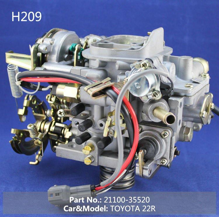 Carburador de toyota toyota 22r 21100-35520 hi-lux carburadores