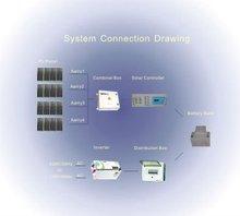 2012 Solar Generator 3KW Solar Energy System