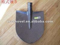 Europe antique military shovels