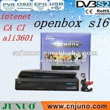 openbox s16 hd pvr satellite receiver