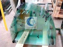 Unusual Shape Tempered Glass meet CE certificate