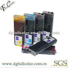 Refillable ink Cartridge for HP Designjet T710 printer