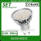 GU10 21SMD GU10 SPOT LED LIGHT(GU10-5021C)