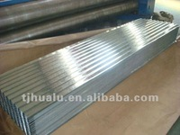 Folded Galvanized Steel Sheets for Roofing, Walls, Ceiling, Steel Tiles