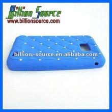 silicone case for samsung champ