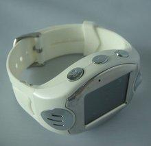 2012 latest Quad band watch mobile phone with MP3/camera/multi-language/alarm