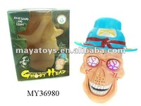 Hot selling! Halloween toy Set.Voice control skull