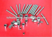321 light gauge stainless steel round pipe