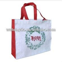 non woven printing shopping tote bag