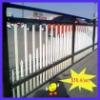 cast iron ornamental fence and gates