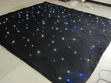 3in1 Led Light Curtain Video or Star TSE401
