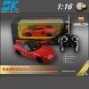 4CH 1/16 emulation R/C Race Car 1:16 Remote Control Racing Cars RTR